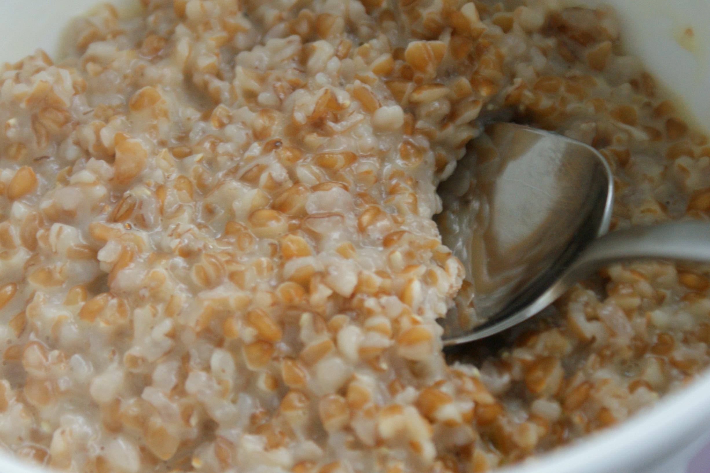 Wheat porridge: a predecessor to bread?