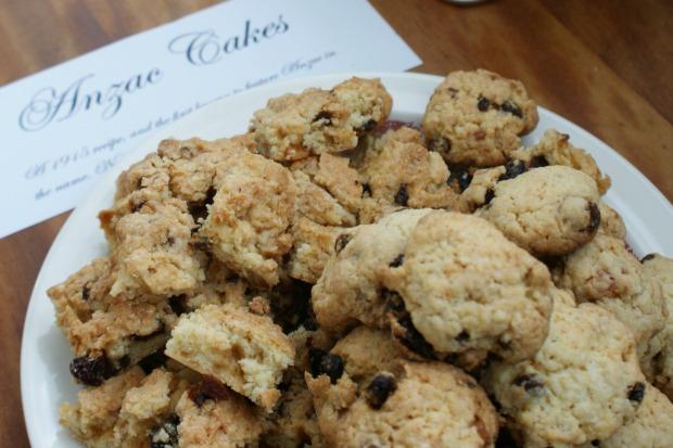 Anzac Cakes, original Anzac biscuit