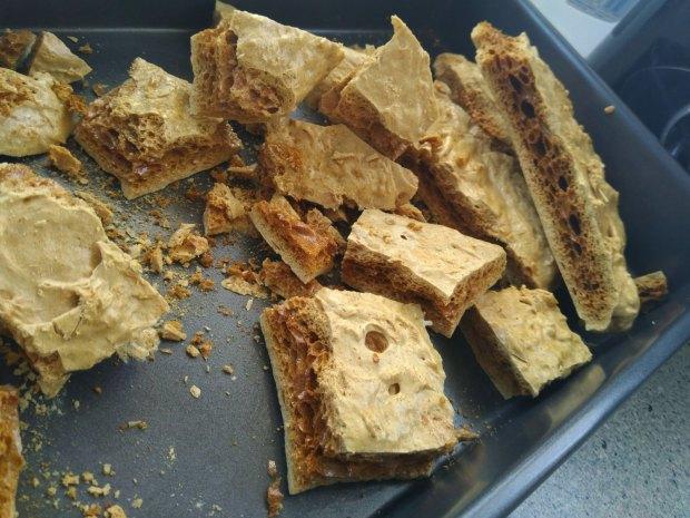 Hokey Pokey, Honeycomb toffee